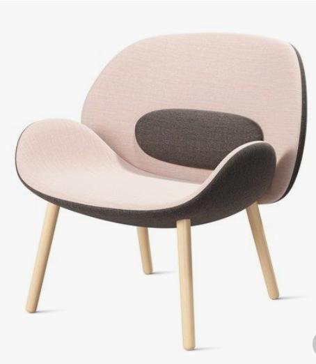 כורסא טרנדית לעיצוב חורפי